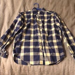 J Crew light weight shirt